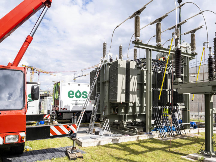 BEST Transformer contracts EOS for transformer assembly at FAIR project